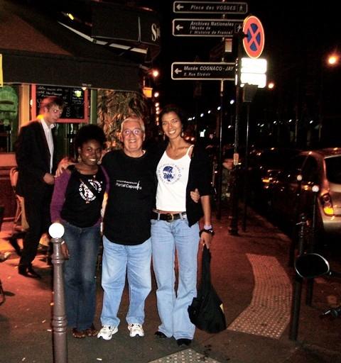 """Paris: Lançamento Europeu do DVD """"Mestre Bimba a Capoeira Iluminada"""""""