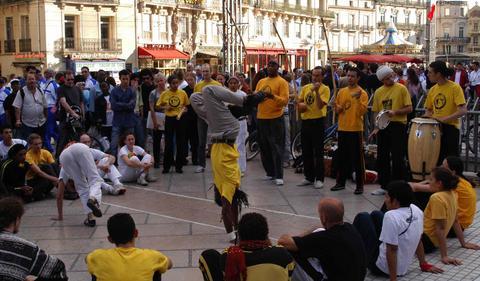 Portal Capoeira GECASP - 1º Encontro de Capoeira Angola do Grupo de Estudo da FICA-SP Eventos - Agenda