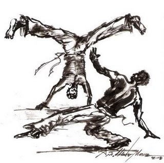 Portal Capoeira Capoeira, bancários e Flauta Doce em Piracicaba Cidadania