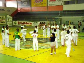 Portal Capoeira Salete: Incentivo ao esporte Eventos - Agenda