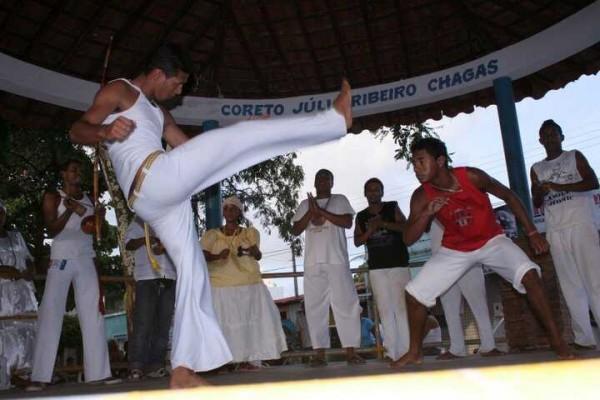 Aconteceu: 1º Seminário Alagoano de Capoeira