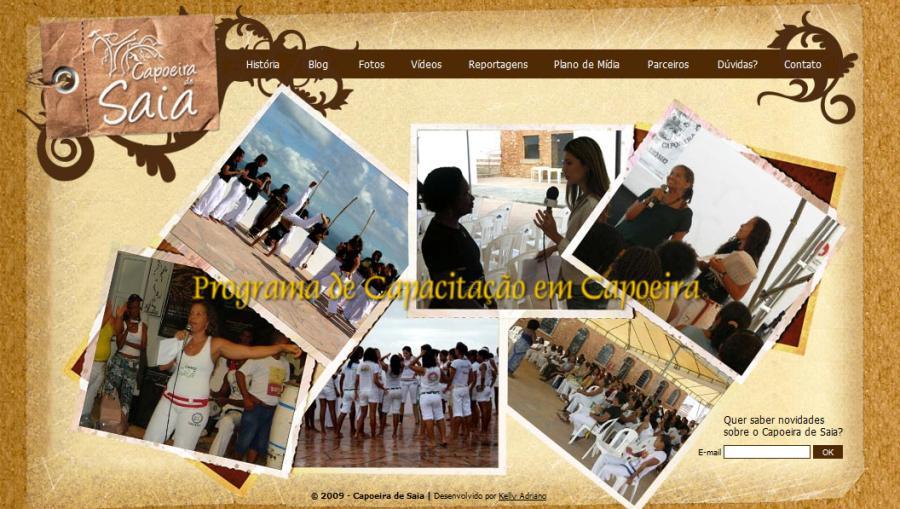 """Portal Capoeira Dica de Navegação: """"Capoeira de Saia"""" Capoeira Mulheres"""