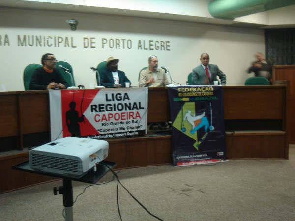 Portal Capoeira I° SEMINÁRIO INTEGRADO DE CAPOEIRA EM PORTO ALEGRE Eventos - Agenda