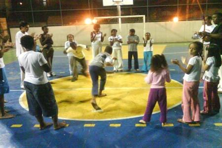 Portal Capoeira Barra Mansa - Projeto social de iniciativa privada completa 12 anos Cidadania