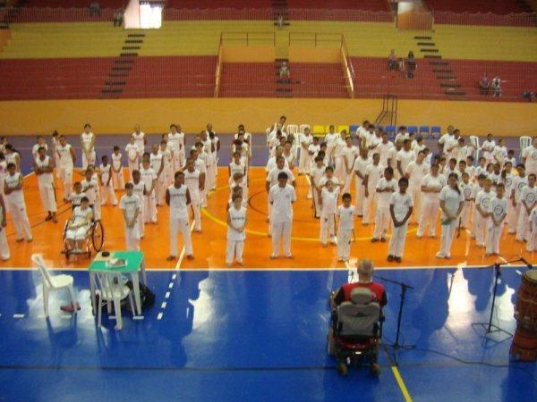 Portal Capoeira Resultados: II JOGOS GERAÇÃO INTERATIVA DE CAPOEIRA realizado em Pirassununga Eventos - Agenda