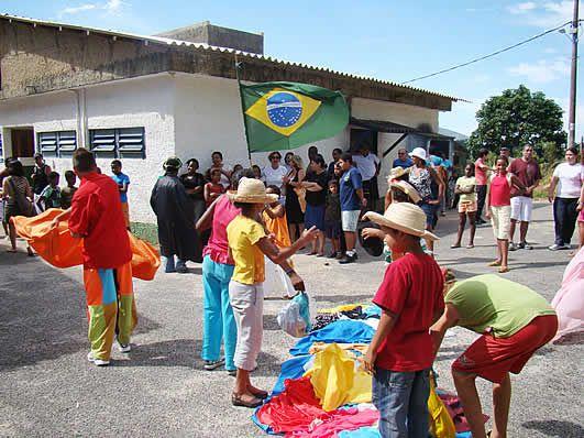 Portal Capoeira Teresópolis: Cultura nos Bairros promove festa no Barroso Cultura e Cidadania