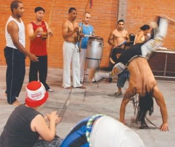 Portal Capoeira 3ª Semana da Capoeira de Santa Maria Eventos - Agenda