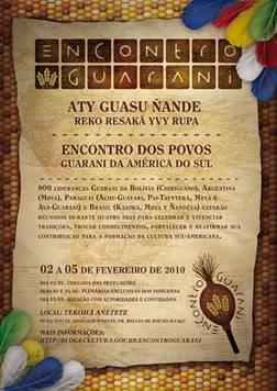 Portal Capoeira Encontro dos Povos Guarani Cultura e Cidadania