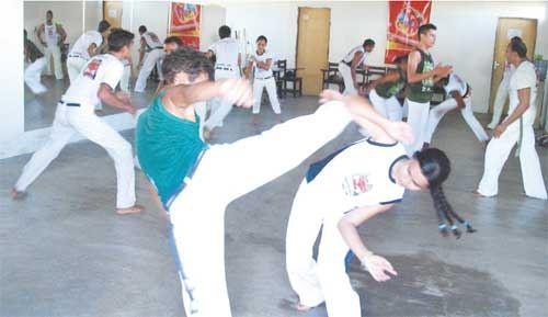 Portal Capoeira Iguatu: Projeto Arte Criança promove inclusão social Cidadania
