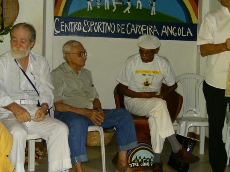 Portal Capoeira Rampa do Mercado e Recôncavo são destaques no Forte de Santo Antônio Eventos - Agenda