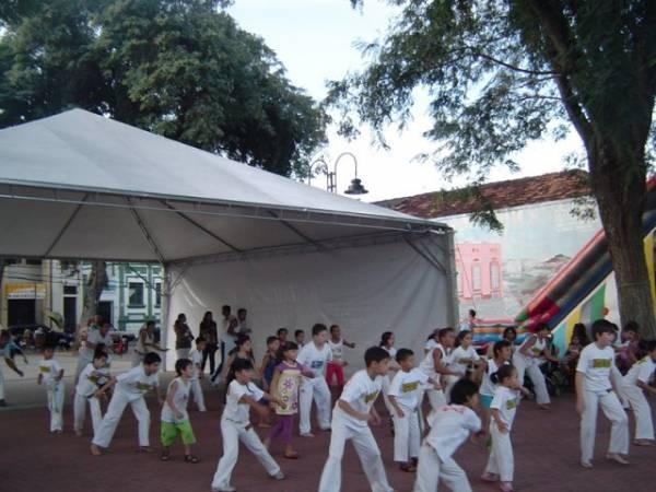 Portal Capoeira Gingando contra a enchente em Atibaia Cidadania
