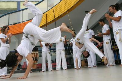 Portal Capoeira Rio de Janeiro: Berimbau com sotaque Notícias - Atualidades