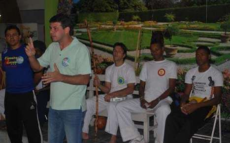 Portal Capoeira Alexandre Serfiotis defende capoeira como projeto cultural e social Cidadania