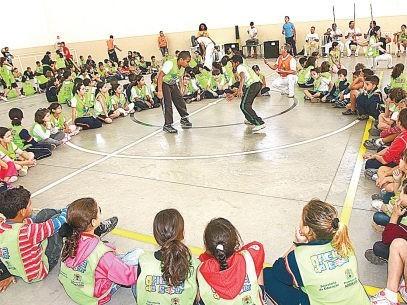 Portal Capoeira Encontro de Capoeira para a Juventude Notícias - Atualidades