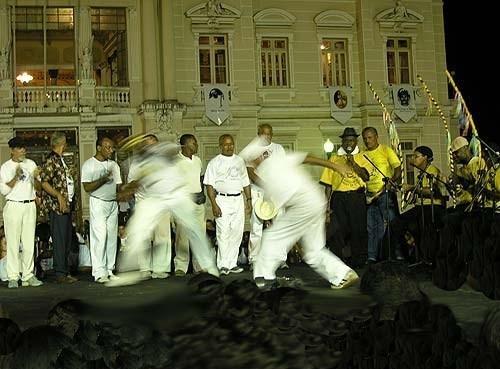 Portal Capoeira Encontro da Capoeira Baiana Eventos - Agenda