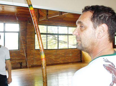Jundiaí: História de vida em roda de capoeira