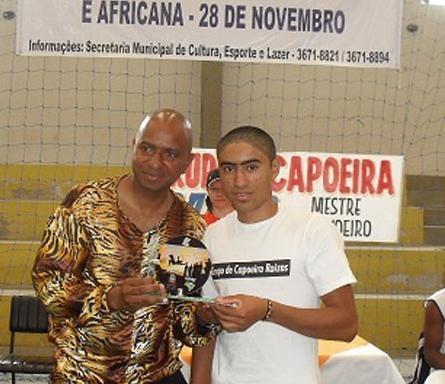 Portal Capoeira ABC da Capoeira de Bocaiúva do Sul apresenta resultados Eventos - Agenda