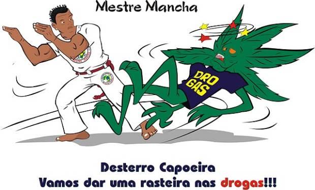 """Portal Capoeira Aconteceu: """"DESTERRO CAPOEIRA EM FESTA"""" Eventos - Agenda"""