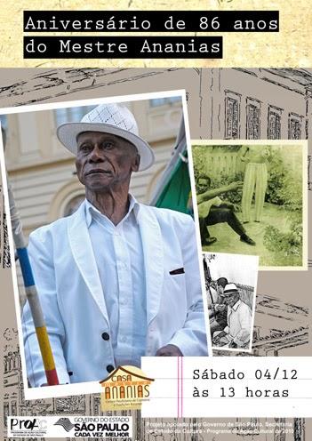 Mestre Ananias: 86 Anos de Muita Capoeira!