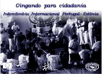 Portal Capoeira Ginga Brasil lança Revista Gingando para Cidadania Publicações e Artigos