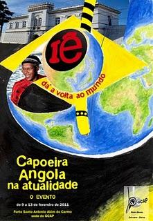 Portal Capoeira Iê dá volta ao mundo: a Capoeira Angola na atualidade Eventos - Agenda