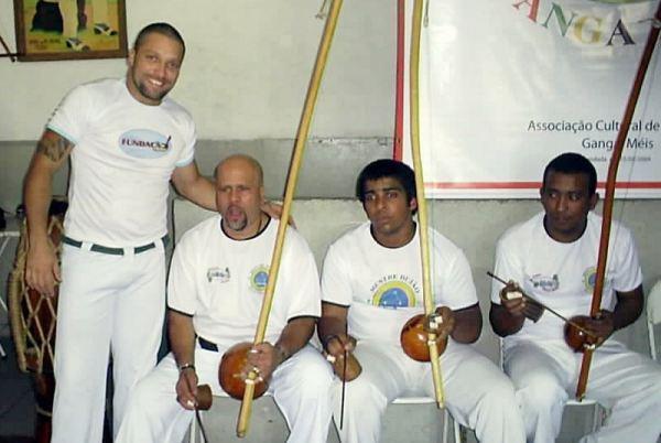 Portal Capoeira Nota de Falecimento: Mestre Bujão Notícias - Atualidades