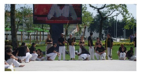 Portal Capoeira Portugal: Acampamento Pedagógico, Intercâmbio e Treinamento de Capoeira Eventos - Agenda