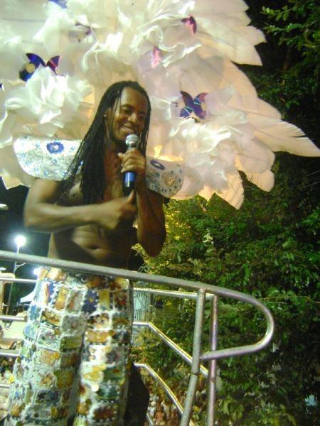Portal Capoeira Carnaval na Bahia: Mestre Tonho Matéria em dose dupla Notícias - Atualidades