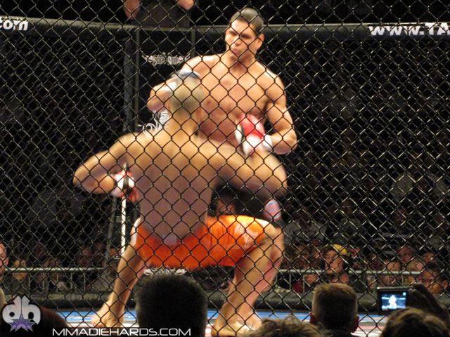 Portal Capoeira Aluno de Mão Branca desponta no MMA Notícias - Atualidades