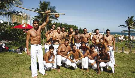 Portal Capoeira Rio Capoeira 2011 - 1º Forum Internacional de Capoeira Notícias - Atualidades