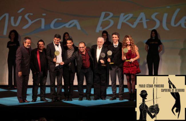 """Portal Capoeira CD """"CAPOEIRA DE BESOURO"""" vence 2 categorias no Prêmio da Música Brasileira Notícias - Atualidades"""