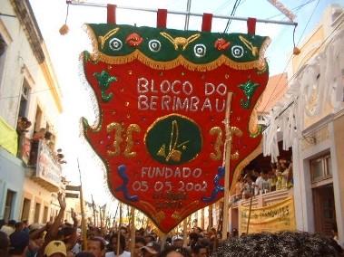 Portal Capoeira Africa do Sul: Carnaval com o bloco do Berimbau Notícias - Atualidades