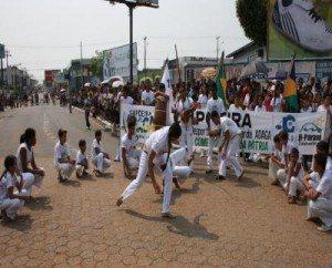 Portal Capoeira Ji-Paraná: Secretário participa dos Jogos Mundiais de Capoeira Eventos - Agenda