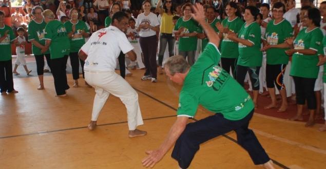 Portal Capoeira Ivinhema realiza XVII Encontro de Capoeira Eventos - Agenda