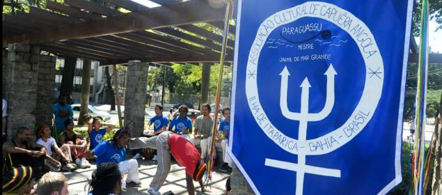 Portal Capoeira De vento em Popa 2012 Eventos - Agenda