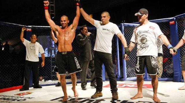 Portal Capoeira Cafu representante da capoeira no MMA Notícias - Atualidades