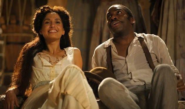 Lado a Lado: Isabel e Zé Maria: um amor de samba e capoeira