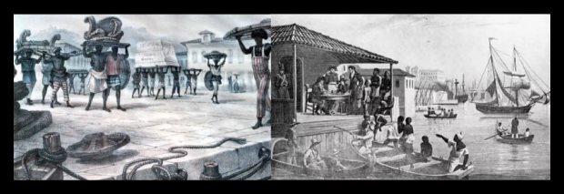 Portal Capoeira Kabula Rio: 1ª Roda do Cais de Valongo Notícias - Atualidades