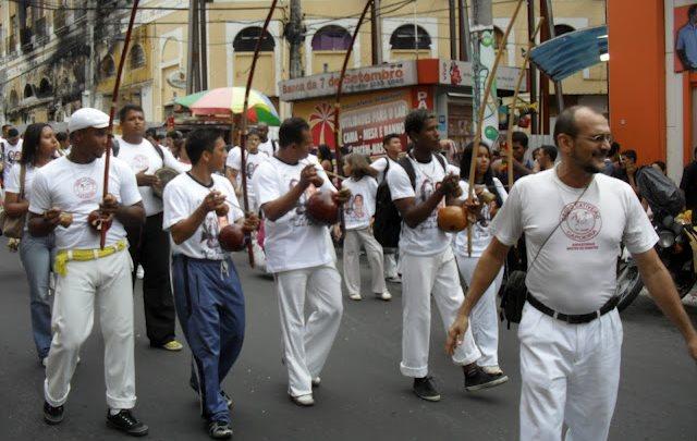 Portal Capoeira Manaus: aniversário do Grupo Matumbé Eventos - Agenda