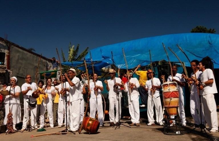 Portal Capoeira Dinho Nascimento: Sinfonia de Arame Cultura e Cidadania