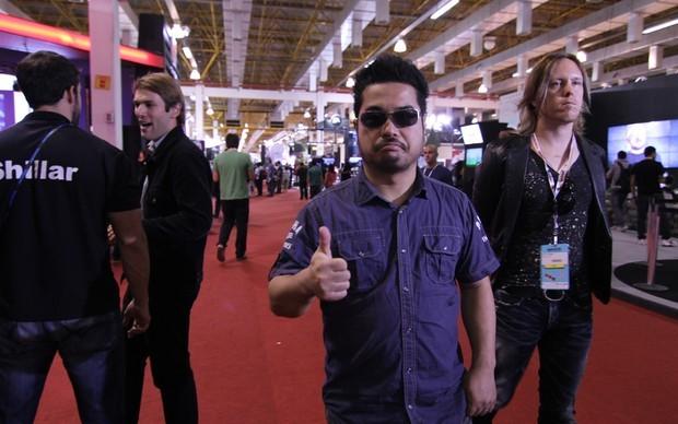Portal Capoeira Produtores de Tekken dizem que capoeira inspirou lutador brasileiro Curiosidades
