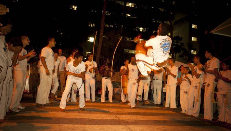 Portal Capoeira Aconteceu: Projeto Capoeira, História e Musicalidade Eventos - Agenda