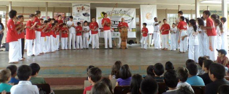 Portal Capoeira Mestre de Guarapuava produz filme sobre história da capoeira Notícias - Atualidades