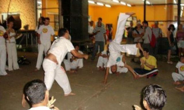Portal Capoeira Fundação de Cultura abre Oficina de Capoeira Ilê Camaleão no Centro Cultural Notícias - Atualidades