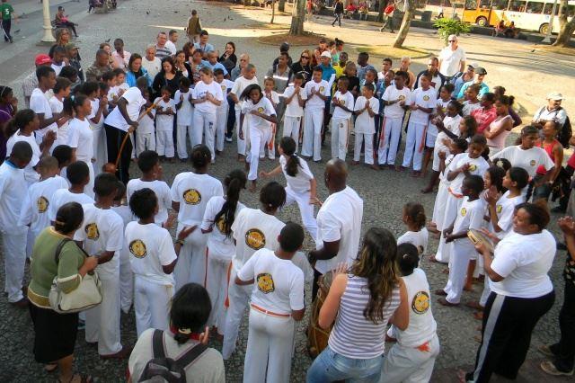 Portal Capoeira Boa Nova - Bahia: Prefeitura proíbe rodas de capoeira em espaços públicos Eventos - Agenda