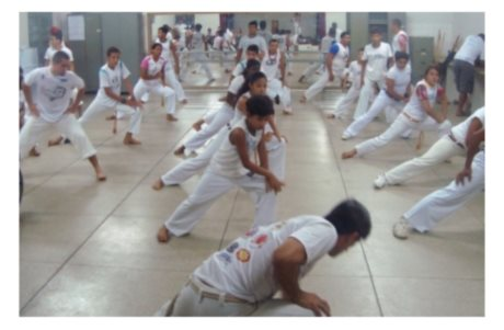 Fortaleza: Guardas Municipais recebem aulas de capoeira e técnicas de defesa pessoal