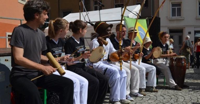 Portal Capoeira Berlin: Existência e Resistência do Projeto Iê Ação Cultural Eventos - Agenda