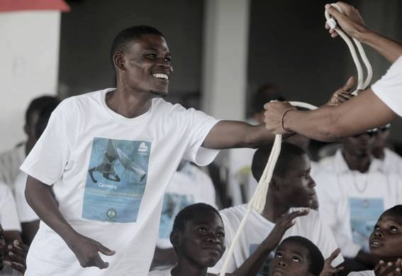 Portal Capoeira Haiti recebe primeiro encontro de capoeira do Caribe Cidadania