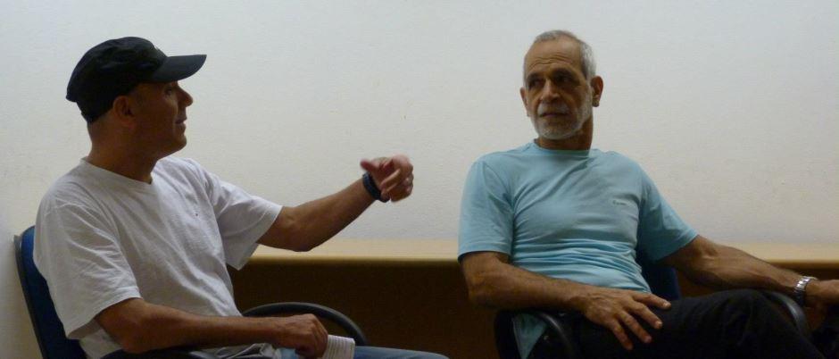 Mestre Kadu entrevista mestre Adilson