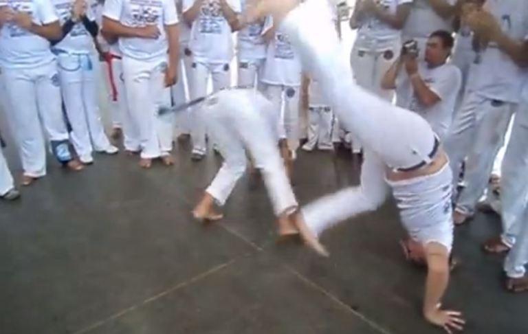 5º Encontro Alagoano Feminino de Capoeira
